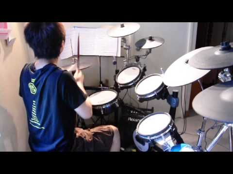 Skater Boy - Avril Lavigne (Drum covered by Easonsiu)