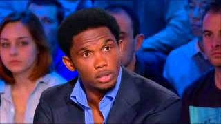 Samuel Eto'o se déchaine dans le canal football club de canal+  Les dirigeants du football camerouna