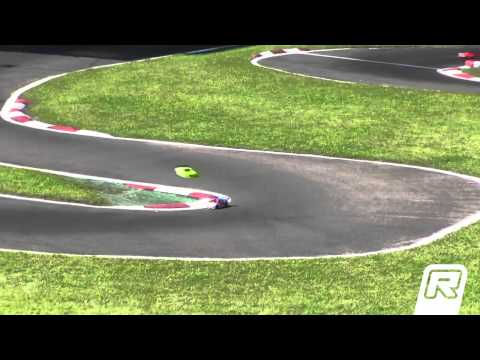 2011 EFRA 1/10th 200mm European Championships - Qualifying Heat 12 Rd1