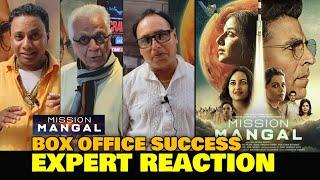 Mission Mangal BOX OFFICE SUCCESS   EXPERT REACTION   Akshay Kumar, Vidya, Taapsee, Dattanna, Nithya
