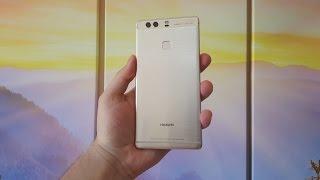 Обзор смартфона с двумя камерами Huawei P9 Plus