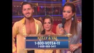 Long Version w Scores KELLY MONACO VAL WEEK 8 VIENNESE WALTZ 11-12-12 Incl. Behind The Scenes GH Sam