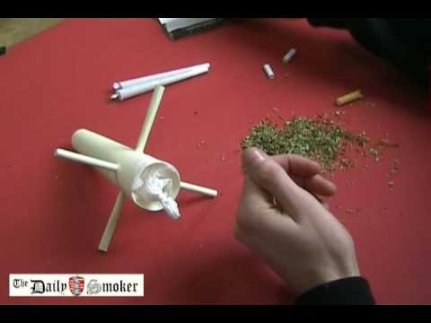 Daily Smoker - roll a joint - Windmill Video