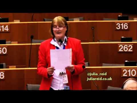 Climate change chimera is costing EU jobs and investments - Julia Reid MEP