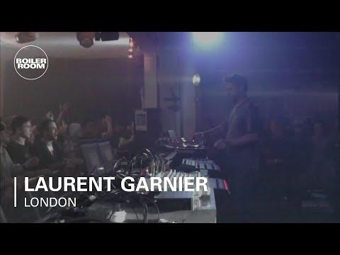 Laurent Garnier Boiler Room Dj Set at Warehouse Project Manchester