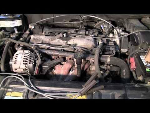 How to Change Spark Plug Wires in 5 Minutes! Pontiac 2.2 Example