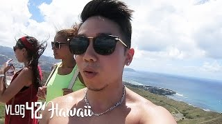 Hiking Diamond Head Crater! [vlog #42 - Hawaii]