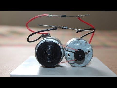 Free Energy Light Bulbs - Using Diode thumbnail