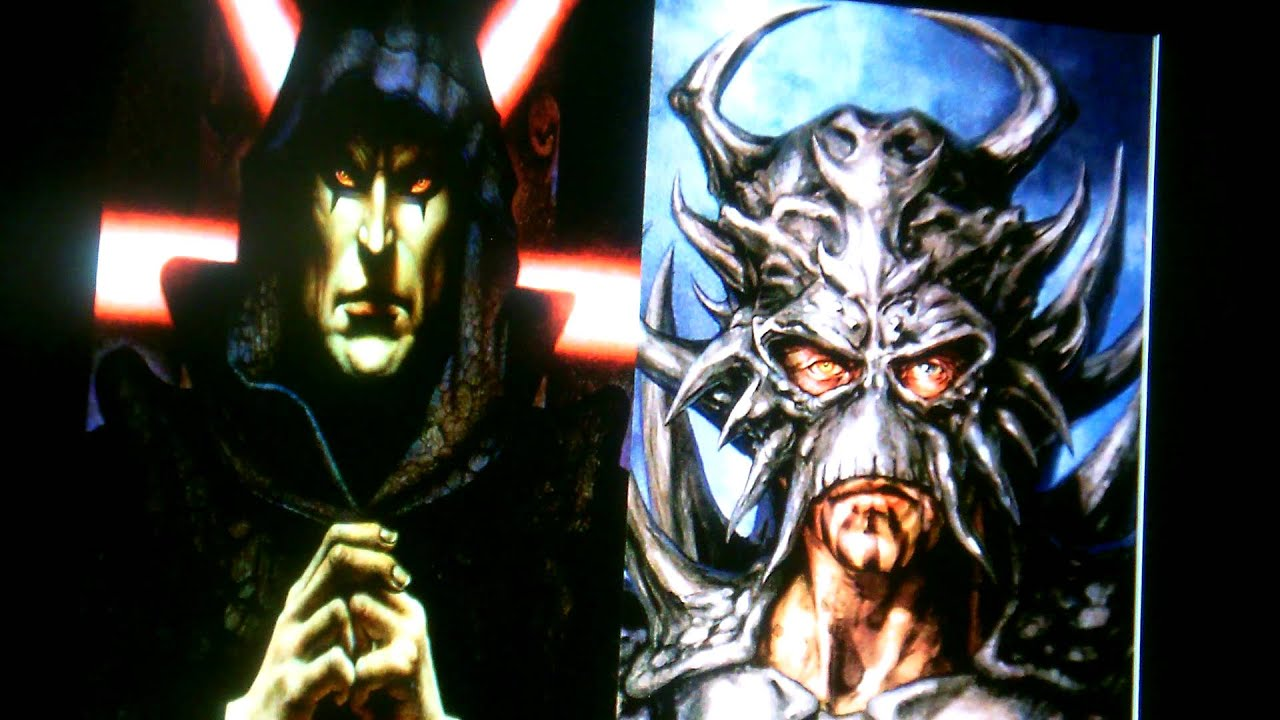 Darth Krayt vs Darth Bane Darth Krayt vs Darth Bane Part