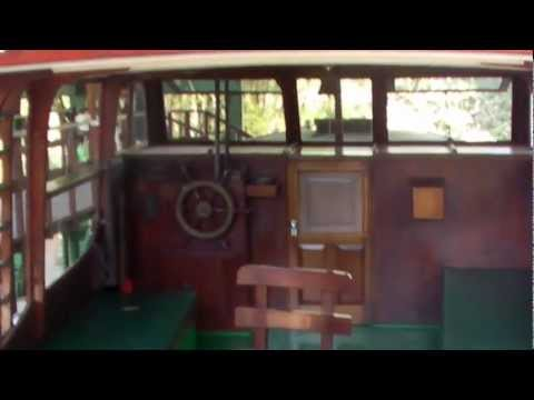 Pilar Ernest Hemingway's boat at Finca Vigia     Old Man and the Sea    Havana  Cuba