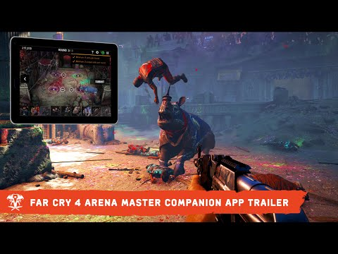 Far Cry 4 Arena App Trailer