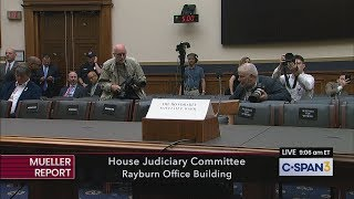 Word for Word: Attorney General Barr Skips House Judiciary Committee Hearing (C-SPAN)