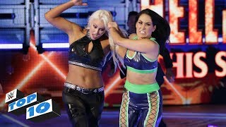 Top 10 SmackDown LIVE moments: WWE Top 10, September 11, 2018