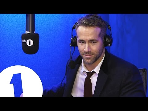 Ask Ryan Reynolds | Radio 1 Breakfast Show with Nick Grimshaw