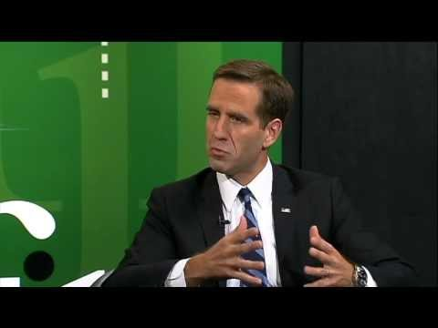 How Beau Biden learned of Obama/Biden win