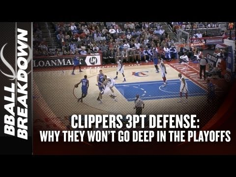 NBA 2013: Why The Clippers Aren't Built To Win In The Playoffs