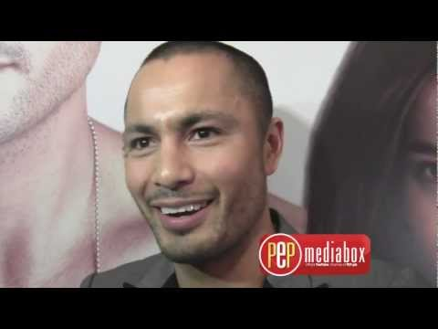 Derek Ramsay talks about girlfriend Angelica Panganiban and gives an update on his injury