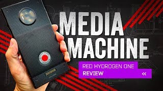 RED Hydrogen One Review: Hollow Graphics