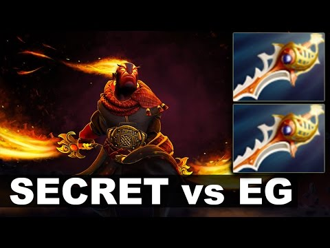 SECRET EG - Two Rapiers EE Legendary Game!