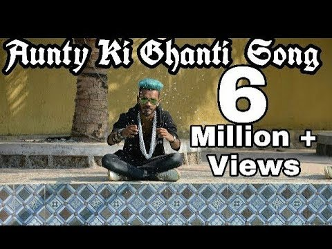 Aunty ki gunty best rap by omprakash rap king