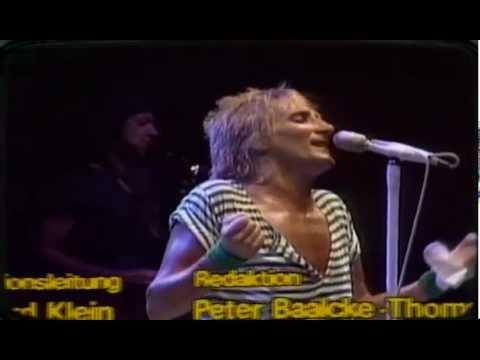 Rod Stewart - I Don't Wanna Be Right