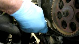 Saab Timing Belt Tensioner Failure