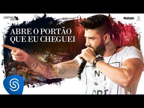 Gusttavo Lima - Abre o Portão Que Eu Cheguei - DVD 50/50 (Vídeo Oficial)