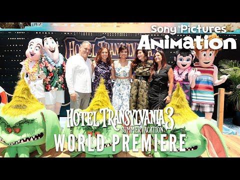 HOTEL TRANSYLVANIA 3 | World Premiere