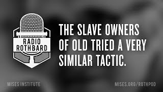 Why They Keep Trying to Blame Capitalists for Slavery