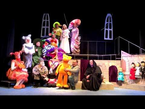 Луганский театр кукол дистанционно поздравил юных зрителей с Днем защиты детей (ВИДЕО)