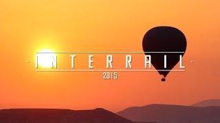 InterRail 2015 - Switzerland, Italy, Greece, Turkey