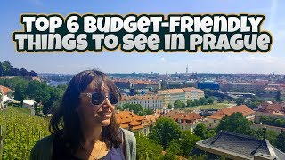 Top 6 BUDGET-FRIENDLY places to visit in PRAGUE