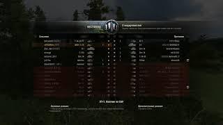 Wot польза от Strv 74 с золотыми руками !