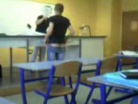 connerie en classe