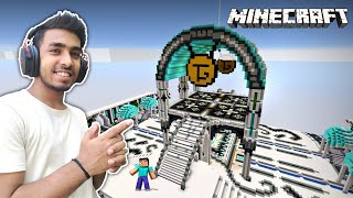 TIME TO PLAY MINECRAFT ON OUR SERVER | UJJWAL GAMER