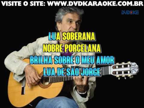 Caetano Veloso   Lua De São Jorge