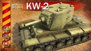 KW-2 - czyli pralka na ósemkach :) - BITWA - World of Tanks