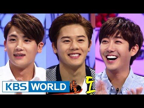 Hello Counselor - ZE:A's Kwanghee, Hyungsik, Dongjun & more! (2014.06.16)