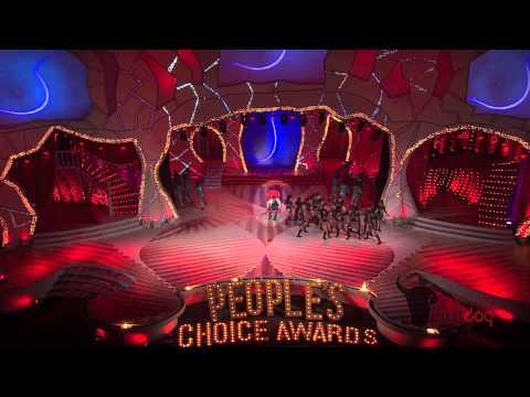 Salman Khans electrifying dhamaka at the Peoples Choice Awards...