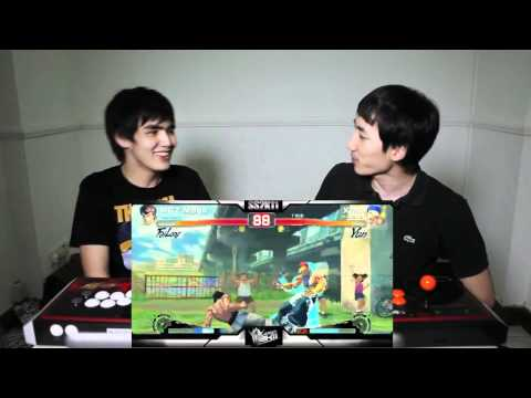 Cross Counter Asia w/ Xian & Zhi Ep. 1: Xian (Yun) vs. Mago (Fei Long) SSF4 AE Analysis