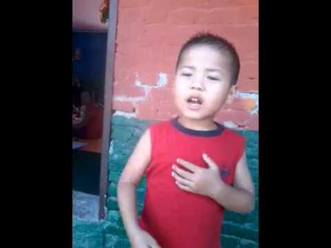 Nepali children's talent @ orchid nepal