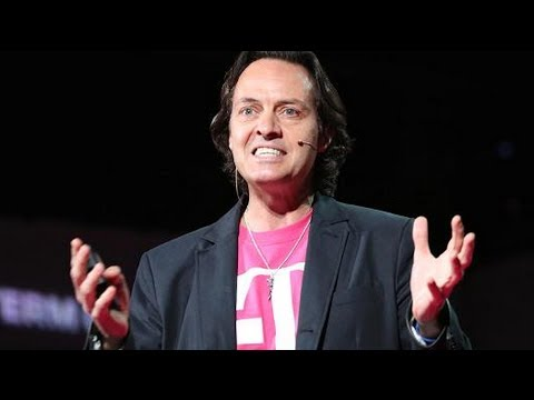 You're Getting Raped By At&t And Verizon, Says T-mobile Ceo video