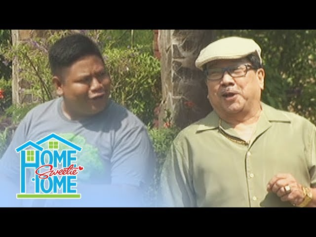 Home Sweetie Home: Manuel offers Pinong a job