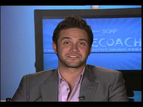 Brandon Barash & Jason Thompson Talk Stagecoach Festival