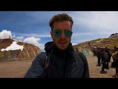 Cusco, Rainbow Mountains und Sacred Valley | Backpacking Südamerika | Vlog #05