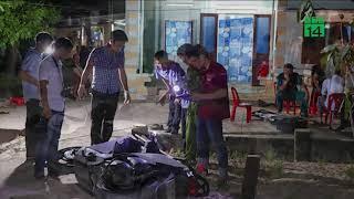 Bắt nghi can trong nhóm truy sát ba cha con thương vong   VTC14