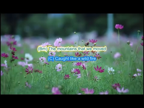 Bob Seger - Against the Wind play along with scrolling lyrics and guitar chords