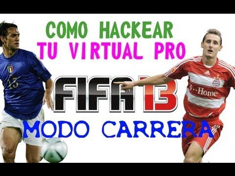 FIFA 13 - COMO HACKEAR TU VIRTUAL PRO
