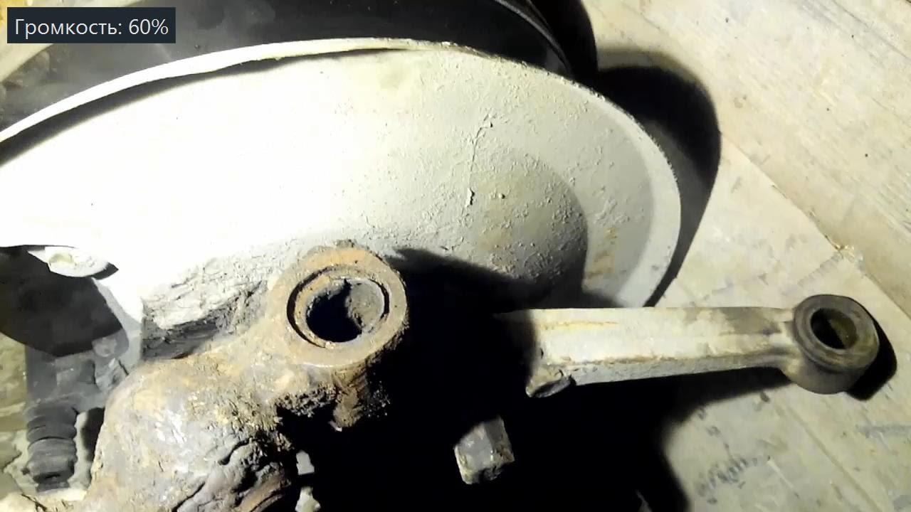 Замена шкворней на газ 3110 своими руками фото 36