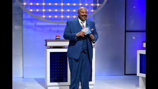 Steve Harvey Reacts to Kenan Thompson's SNL Impression